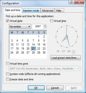 Click to view Cracklock 3.9.44 screenshot